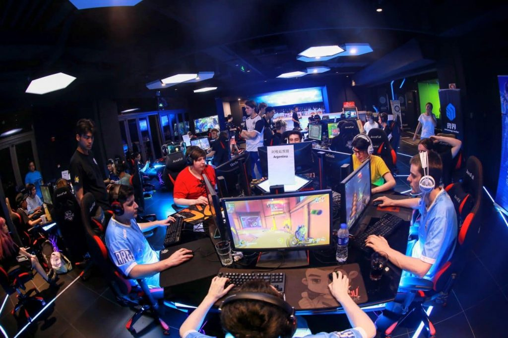 esports gaming center